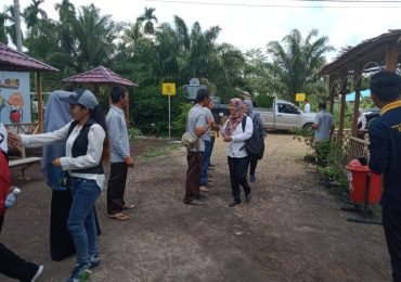Kunjungan Dari Dinas Perkebunan dan Peternakan Kalimatan Selatan