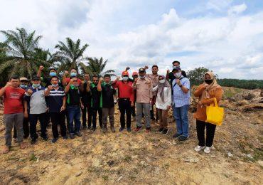 Pembinaan dan Pengawalan Pelaksanaan Fisik Pekerjaan Replanting