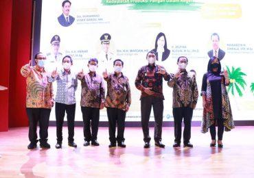 Kadisbunak Dampingi Wabup Kab. Tanjabbar Pada Acara dialog Nasional